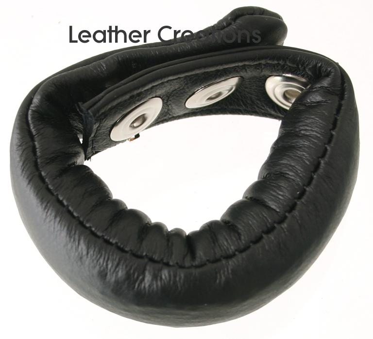 Weighted cock ring
