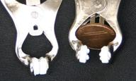 Japanese tit clamps